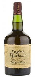 English Harbour Rum 5 Year 750ml